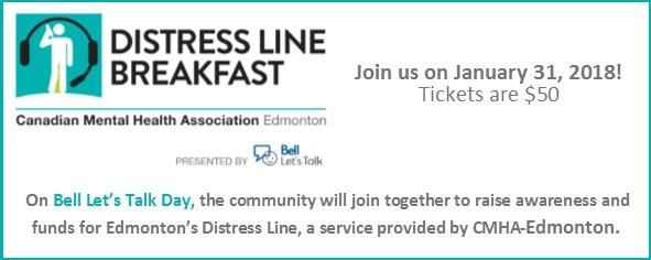 Distress Line Breakfast